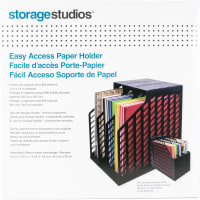 "Storage Studios Easy Access Paper Holder-14.25""X9.5""X13.5"""