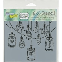 """Crafter's Workshop Template 6""""X6""""-Party Lights"""