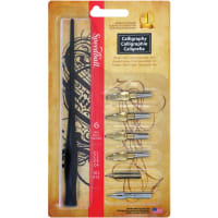 Speedball Calligraphy Set-Pen & 6 Nibs