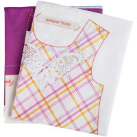 """Simplicity 18"""" Doll Clothes To Cut & Sew-Sugar & Spice"""