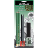 Graphite Drawing Essentials Tool Kit 9/Pkg