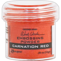 Wendy Vecchi Embossing Powder -Carnation Red