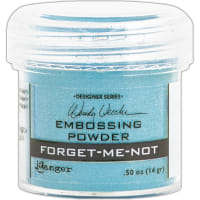 Wendy Vecchi Embossing Powder -Forget-Me-Not