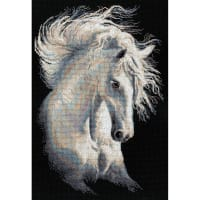"RIOLIS Counted Cross Stitch Kit 11.75""X17.75""-Andalusian Character (14 Count)"