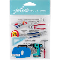 Jolee's Boutique Dimensional Stickers-Tools