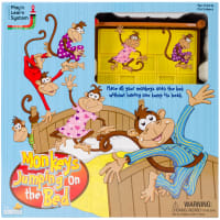 Five Little Monkeys Jumping On The Bed Boxed Game
