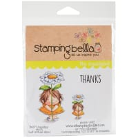 Stamping Bella Cling Stamps-Daisy Squidgy