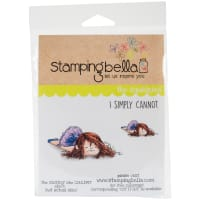 Stamping Bella Cling Stamps-Squidgy Who Couldn't