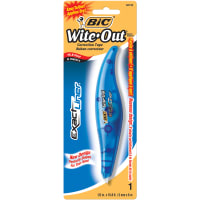 """BIC Wite-Out Exact Liner Correction Tape-.2""""X19.8'"""
