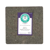 "Maywood Sewing Wool Ironing Mat 14""x 14""x 1/2"" Grey"