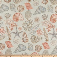 Golding by P Kaufmann What the Shell Jacquard Coral