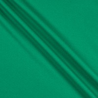 Solid Wool Blend Suiting Christmas Green