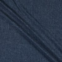 Telio Tuscan Woven Cotton Blend Navy