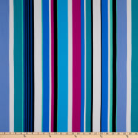 Fabtrends Washer Ghost Variegated Stripe Peri