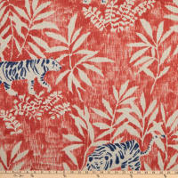 Hilary Farr Le Tigre Linen Antique Red