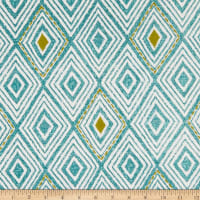 Hilary Farr Sew Fab Embroidered Basketweave Caribe
