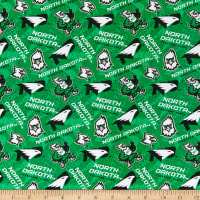 NCAA North Dakota Fighting Hawks Tone on Tone Cotton