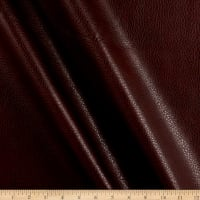 Shephard Faux Leather Oxblood