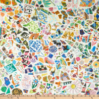 Lacefield Designs Tile Gaudi  Punch
