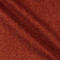 Bru Textiles Staunch Chunky Woven Tabasco