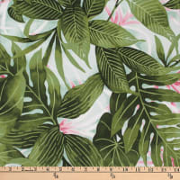 Trans-Pacific Textiles Misty Foliage Broadcloth Sage