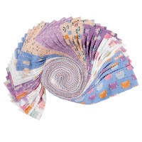 """Camelot Looking Pawsome 2 1/2"""" Strips 40 pcs"""