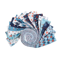 "Camelot Nautical 2 1/2"" Strips 40 pcs"