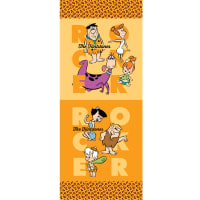 "The Flintstones Rocker 36"" Panel Orange"