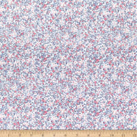 Laura Ashley Summer Days Tiny Florals White