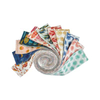 """Camelot Moroccan Nights 2.5"""" Strips 40 Pcs. Multi"""