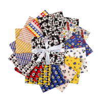 Disney It's a Mickey Thing Fat Quarter Bundle 15 pcs