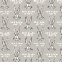 Looney Tunes Little Dreamer Bugs Bunny Editorial Light Grey