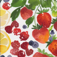Cloud9 Organic Matte Laminates Berry Jam Multi