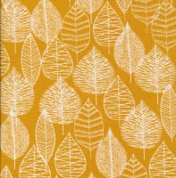 Cloud9 Organic Matte Laminates Line Leaf Gold/White