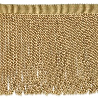 "10 Yards Zico 9"" Bullion Fringe Trim Gold"