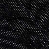 Telio Plisse Knit Print Multi Dot Black/Ecru