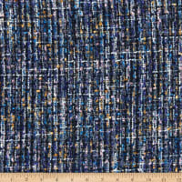 Telio Louise Tweed Multi Blue