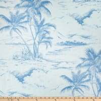 Bella Dura Home Seas The Day Outdoor Jacquard Palmetto