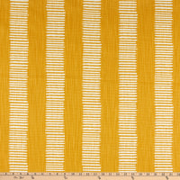 Premier Prints Dash Slub Linen Brazilian Yellow