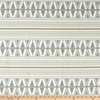 Artistry Tribal Southwest Vino Jacquard Sterling