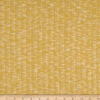 Fabtrends Melange Rib Yellow