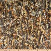 Leafy Fabric 3D Netting Camo
