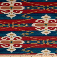 AMERICAN MADE Artistry Tribal Southwest Vocado Chenille Jacquard Lacquer