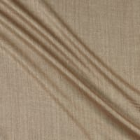 Wool Herringbone Suiting Medium Brown/Taupe