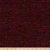 Wool Boucle Multi Burgundy