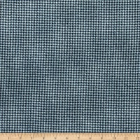 Wool Flannel Worsted Blue