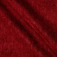 Richloom Fortress Clear Powhatan Chenille Scarlet