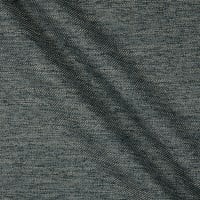 Richloom Fortress Clear Greenwich Fleece Backed Woven Navy