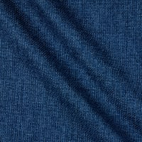 Richloom Fortress Clear Noho Fleece Backed Woven Atlantic