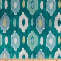 Richloom Digital Picante Velvet Emerald